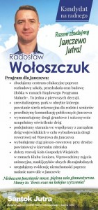 okręg nr 5 Wołoszczuk Radosław