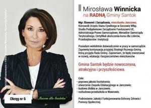 okręg nr 6 Winnicka Mirosława